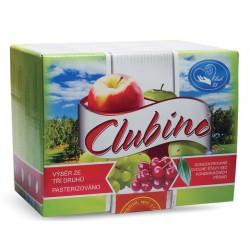 Clubíno 8x jablko 8x125g