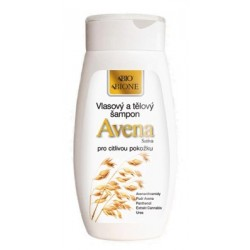 BIONE Avena šampon vlasový a tělový 260ml