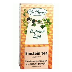 Einstein tea 50g Popov