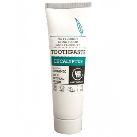 BIO Zubní pasta Eukalyptus 75ml URTEKRAM