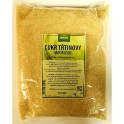 Cukr třtinový Mauricius 1kg PROVITA