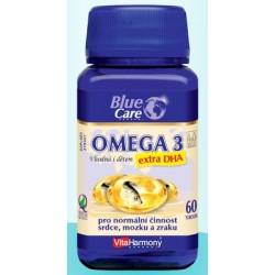 Omega 3 extra DHA 60cps VitaHarmony