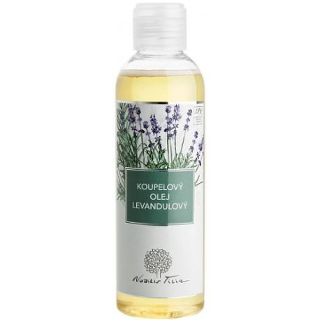 Koupelový olej levandulový 200ml NT