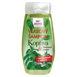 BIONE Šampon kopřiva 260ml