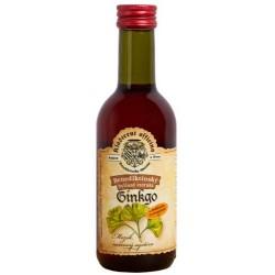 Sirup frukt.Ginkgo 250ml KLAOF