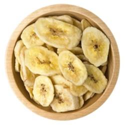 Banán chips - volně