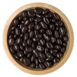 Černý rybíz v čokoládě - volně