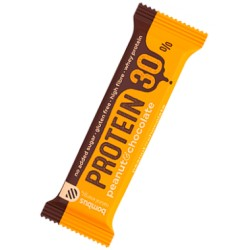 Bombus tyčinka RAW PROTEIN peanut+chocolate 50g