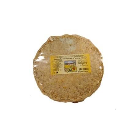 Placky chlebové celozrnné 160g